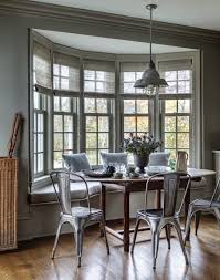 Other Astonishing Bay Window In Dining Room Within Other Nice Bay - Dining room with bay window