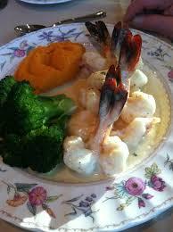 cuisine escoffier shrimp escoffier fabulous sauce absolutely delicious yelp