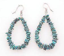 hoop beaded earrings beaded hoop earrings ebay