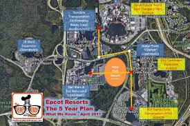 Coronado Springs Resort Map Show 182 Epcot Resort Changes In The Air The Disney Nerds Podcast