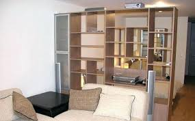 wall divider bookcase furniture best room divider bookcase ideas