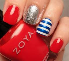15 easy 4th of july nail art designs ideas u0026 trends 2014