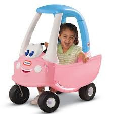 pink toddler car princess cozy coupe 30th anniversary edition at little tikes