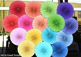 paper fans all in twine archive paper fan tutorial all in