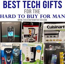 the view from 510 best tech gifts for the hard to buy for man