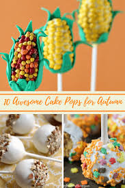 fall cake pops for that autumn wow factor ruffles and boots