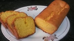 bakrey plain pound cake cooking with fouzia youtube
