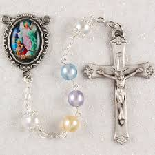 personalized rosary personalized engraved rosaries