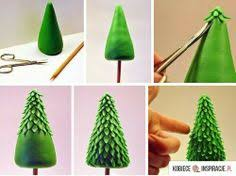 how to make a tree topper with fondant icing pinteres