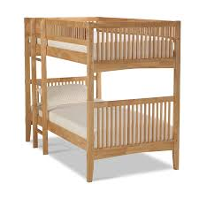 fresh simple extra long twin over queen bunk bed pla 6526