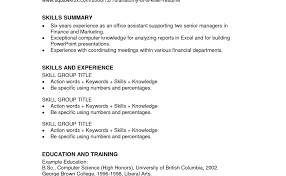 sales key words resume amusing action words for law resume graceful action words