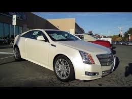 cadillac cts coupe 2011 2011 cadillac cts coupe 3 6 premium start up engine and in depth