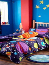 Outer Space Curtains Kids Curtains Toddlers U0026 Young Children Through To Teenagers
