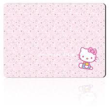 wallpaper hello kitty laptop hello kitty mouse pad hd wallpaper pink mousepad laptop anime mouse