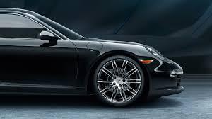 black porsche 2016 porsche quietly unveils new black edition 911 and boxster models