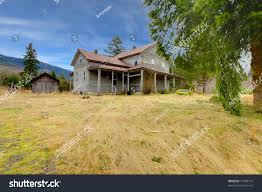 very old rustic grey house on stock photo 71348716 shutterstock
