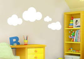 stickers gar ns chambre emejing stickers nuages gallery amazing house design