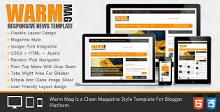 templates v1 blogger warmmag premium responsive blogger template by cbtblogger