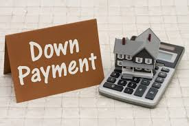 down payment vs deposit when buying a home