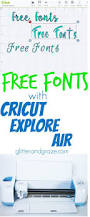 why pay for fonts through cricut when you can get them for free