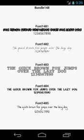 fonts for android fonts for android 148 1 0 1 apk for android aptoide