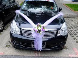 car decorations decorating wedding car ideas 13853