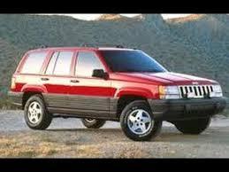 94 jeep grand 1994 jeep grand laredo 5 2l 4x4 startup and tour