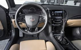 exclusive 2013 cadillac ats six speed manual transmission being