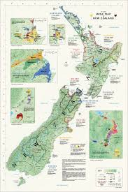 Washington Wineries Map by Wine Maps