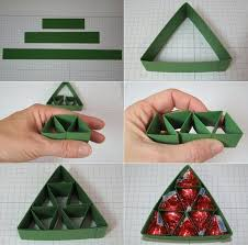 christmas candy gifts christmas gift green paper christmas tree candy