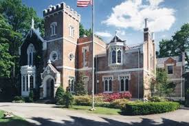 Gothic Revival Homes by Historic Gothic Revival House On Market For 1 75 Million Photos