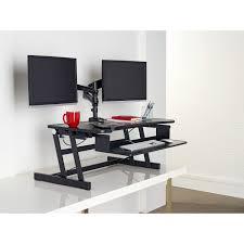 product llr99759 lorell deluxe adjustable desk riser office