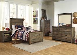 Wood Panel Bed Frame by Buy Trinell Twin Panel Bed By Signature Design From Www