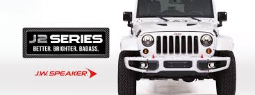 jeep lights on top j2 series u2013 new jeep led lighting u2013 j w speaker