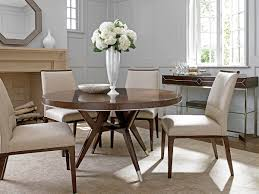 macarthur park villa grove round dining table lexington home brands