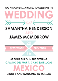 you are invited to celebrate whitney port u0027s palm springs inspired wedding invitations inside