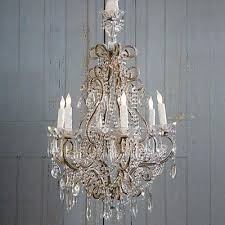 shabby chic chandelier lighting ideas infobarrel