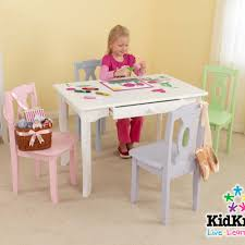lovely childrens table and chair sets for your home decorating