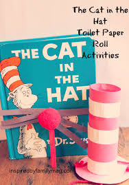 dr seuss toilet paper roll craft