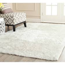 top 61 prime furniture fabulous black faux fur rug white fluffy
