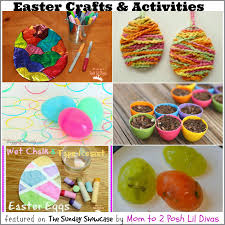 mom to 2 posh lil divas kids easter egg arts crafts u0026 experiments