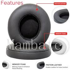 Bose Noise Cancelling Headphones Ear Cushion Replacement Replacement Ear Pads Cushion For Beats By Dr Dre Solo 2 Wireless