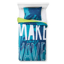 Surfer Comforter Sets Make Waves Comforter Set Pillowfort Target