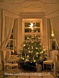 swedish christmas tree design living room traditional living
