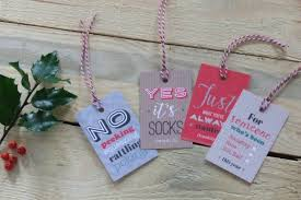 unique unusual christmas gifts 5 cool christmas gift tags