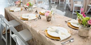 party rentals va the prop shop party rentals richmond va wedding tables linens