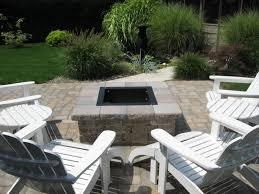 Fire Pit Insert Square by Fire Features Fire Pits Long Island