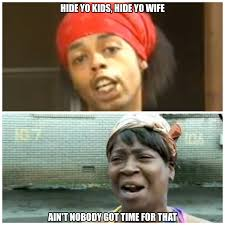Ain T Nobody Got Time For That Meme - ain t nobody got time for that funny pinterest humour