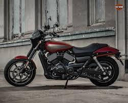 harley davidson street 750 2017 motociklai harley davidson
