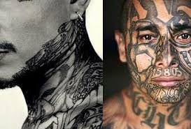 criminal and gang tattoos to avoid paperblog